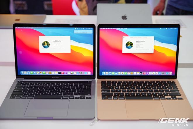 Intel chê MacBook M1 không hỗ trợ cảm ứng, không chơi được Rocket League - Ảnh 1.