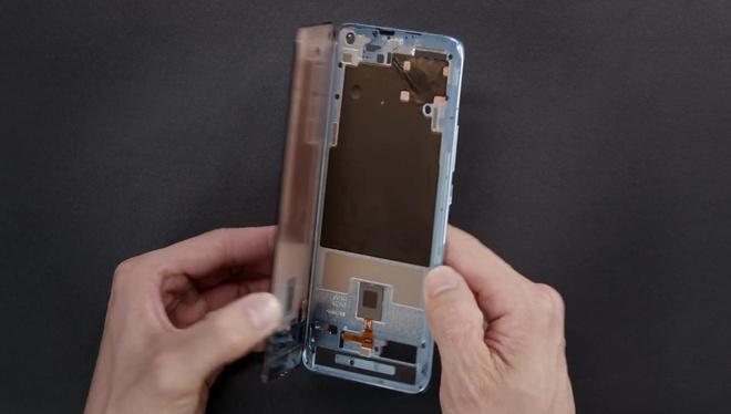 Xiaomi tự mình mổ bụng Mi 11, chứng minh chiếc máy này cực kỳ dễ sửa chữa - Ảnh 10.