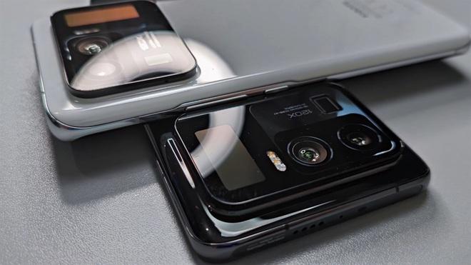 Đây là Xiaomi Mi 11 Ultra với thiết kế hai màn hình, camera zoom 120X - Ảnh 6.