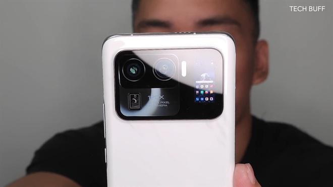 Đây là Xiaomi Mi 11 Ultra với thiết kế hai màn hình, camera zoom 120X - Ảnh 5.
