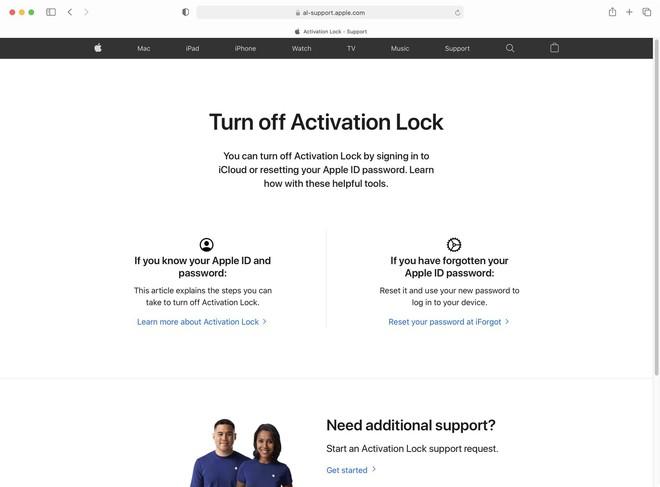 Apple cho phép người dùng gỡ khoá iCloud khỏi iPhone - Ảnh 2.
