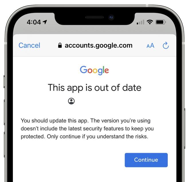 Sau 2 tháng, cuối cùng Google cũng chịu cập nhật ứng dụng của mình cho iOS - Ảnh 3.