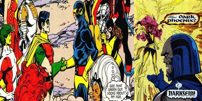 Những lần hợp tác khiến fan đứng ngồi không yên giữa cặp đối thủ không đội trời chung DC - Marvel - Ảnh 10.
