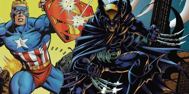 Những lần hợp tác khiến fan đứng ngồi không yên giữa cặp đối thủ không đội trời chung DC - Marvel - Ảnh 2.