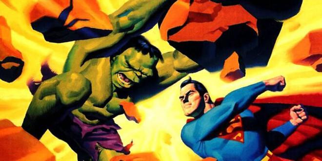 Những lần hợp tác khiến fan đứng ngồi không yên giữa cặp đối thủ không đội trời chung DC - Marvel - Ảnh 3.