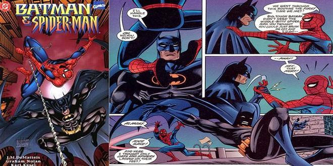 Những lần hợp tác khiến fan đứng ngồi không yên giữa cặp đối thủ không đội trời chung DC - Marvel - Ảnh 4.