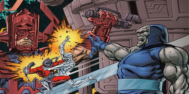Những lần hợp tác khiến fan đứng ngồi không yên giữa cặp đối thủ không đội trời chung DC - Marvel - Ảnh 5.