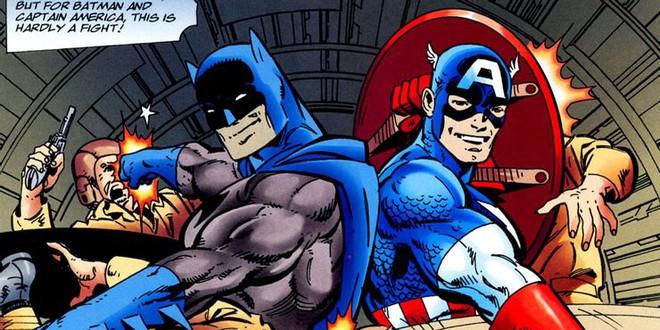 Những lần hợp tác khiến fan đứng ngồi không yên giữa cặp đối thủ không đội trời chung DC - Marvel - Ảnh 6.