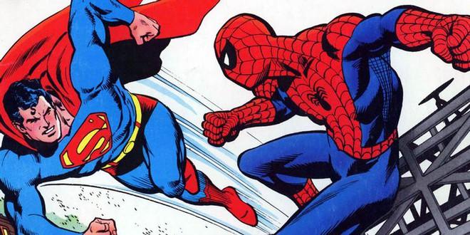 Những lần hợp tác khiến fan đứng ngồi không yên giữa cặp đối thủ không đội trời chung DC - Marvel - Ảnh 7.