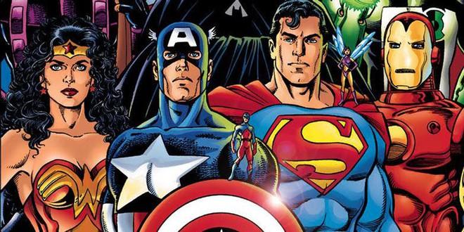 Những lần hợp tác khiến fan đứng ngồi không yên giữa cặp đối thủ không đội trời chung DC - Marvel - Ảnh 8.
