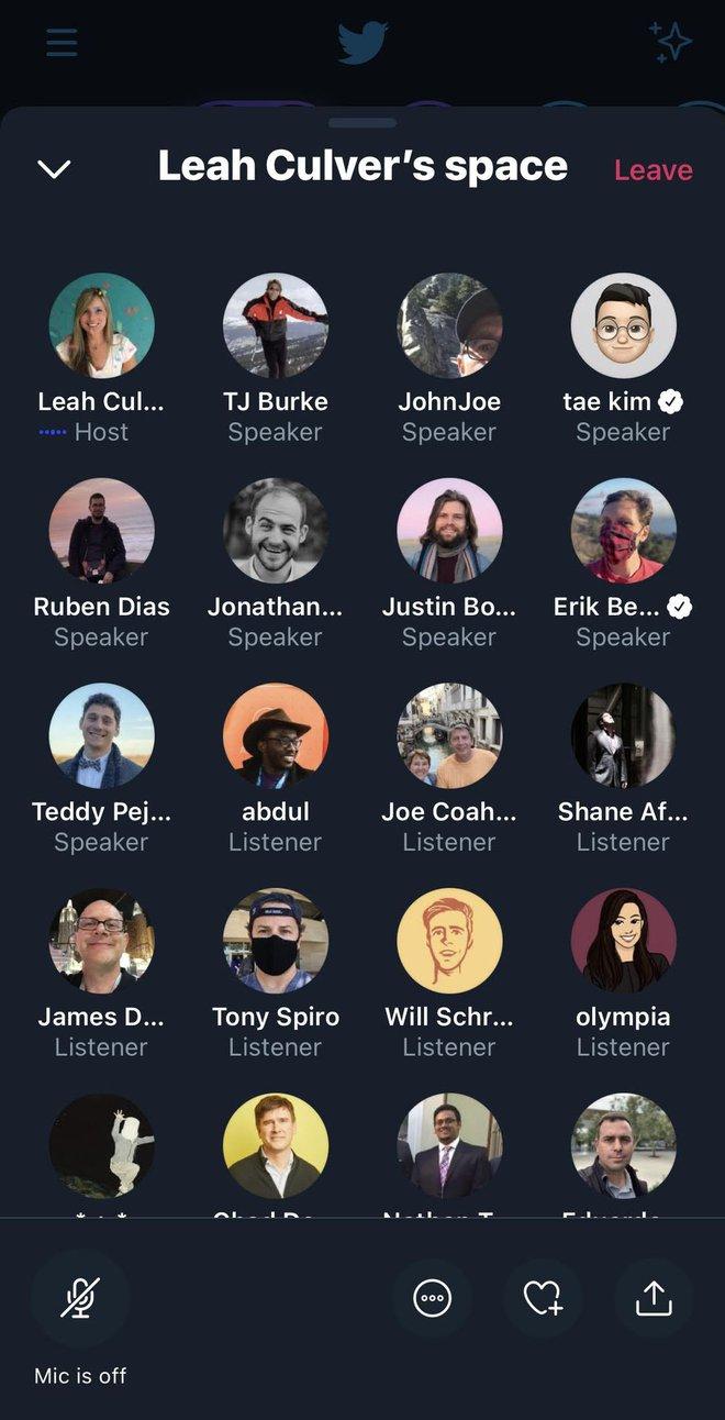 Tạm quên TikTok đi, hãy chú ý tới Clubhouse - ngôi sao mới trên lĩnh vực mạng xã hội - Ảnh 2.