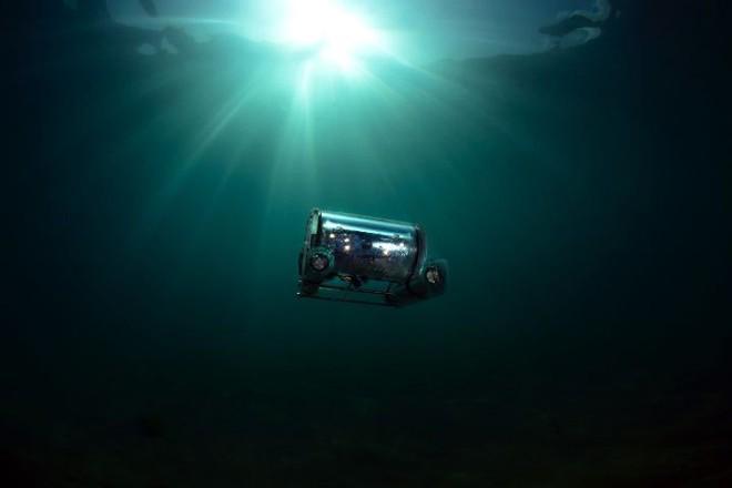 Phân cá có thể sẽ trở thành nguồn năng lượng mới cho robot hoạt động dưới nước - Ảnh 1.