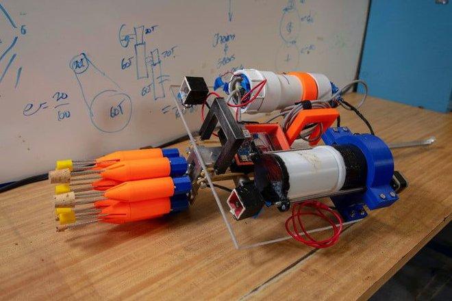 Phân cá có thể sẽ trở thành nguồn năng lượng mới cho robot hoạt động dưới nước - Ảnh 2.
