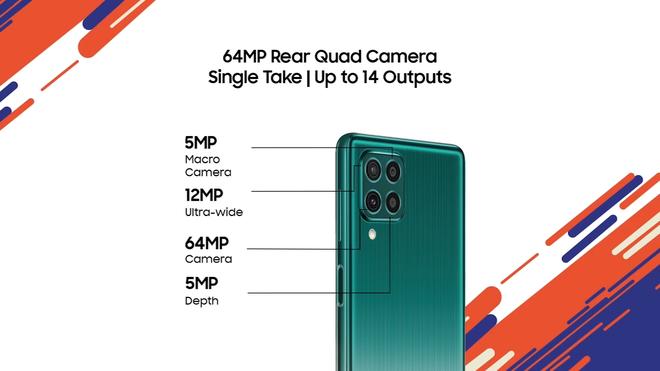 Samsung ra mắt smartphone pin 7000mAh, giá từ 7.6 triệu đồng - Ảnh 2.