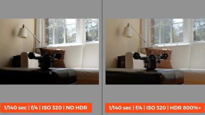 Ai dùng máy ảnh Fujifilm cũng sẽ thấy nhiều cấp độ ảnh HDR khác nhau, nó là gì và nên chọn cái nào cho phù hợp? - Ảnh 7.