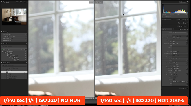 Ai dùng máy ảnh Fujifilm cũng sẽ thấy nhiều cấp độ ảnh HDR khác nhau, nó là gì và nên chọn cái nào cho phù hợp? - Ảnh 4.