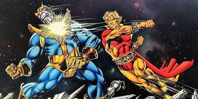 Gã Titan điên loạn không bá đạo đến thế đâu: đây là những nhân vật từng bán hành cho Thanos - Ảnh 2.