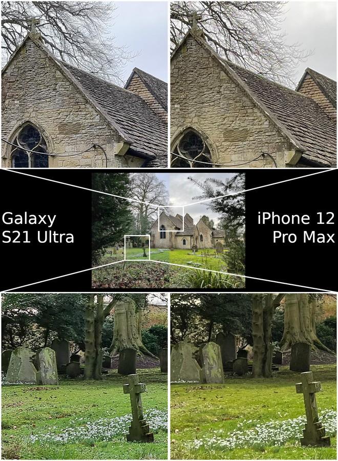 Đầu tư mạnh mẽ về camera, Galaxy S21 Ultra đã làm tốt hơn iPhone 12 Pro Max chưa? - Ảnh 15.
