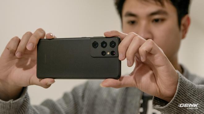 Mẹo khai thác tối đa khả năng camera trên Galaxy S21 Ultra - Ảnh 1.