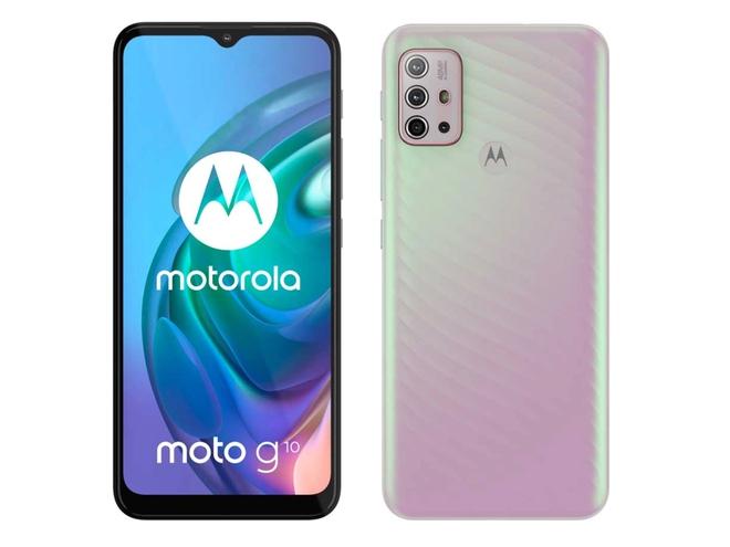 Motorola ra mắt hai smartphone giá rẻ mới: Kháng nước IP52, 4 camera sau, giá từ 4.2 triệu đồng - Ảnh 1.