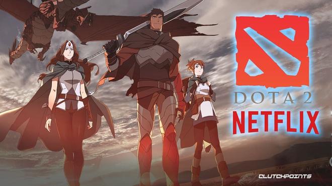 Tựa game Dota 2 sẽ được Netflix chuyển thể thành series anime, ra mắt vào 25 tháng 3 - Ảnh 1.