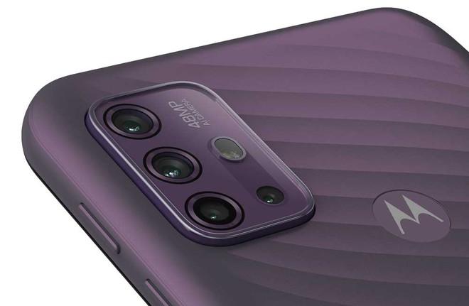 Motorola ra mắt hai smartphone giá rẻ mới: Kháng nước IP52, 4 camera sau, giá từ 4.2 triệu đồng - Ảnh 3.