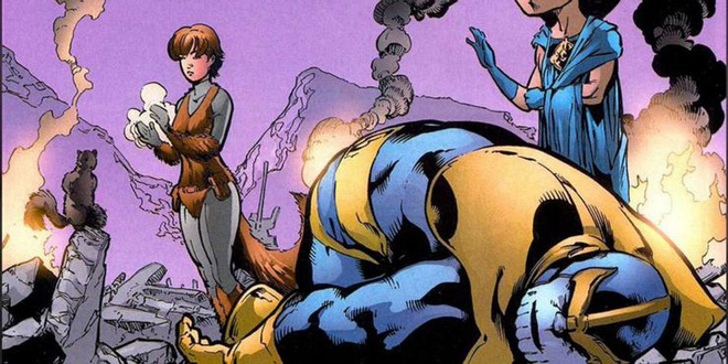 Gã Titan điên loạn không bá đạo đến thế đâu: đây là những nhân vật từng bán hành cho Thanos - Ảnh 4.