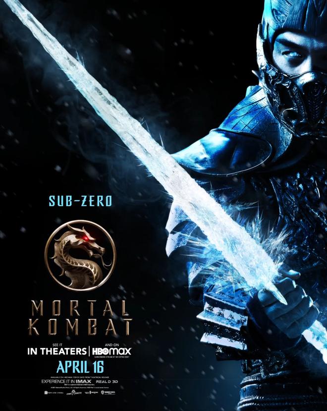 Warner Bros. trình làng bộ poster đầu tiên của Mortal Kombat, hé lộ 11 nhân vật quen thuộc với tạo hình cực xịn - Ảnh 2.