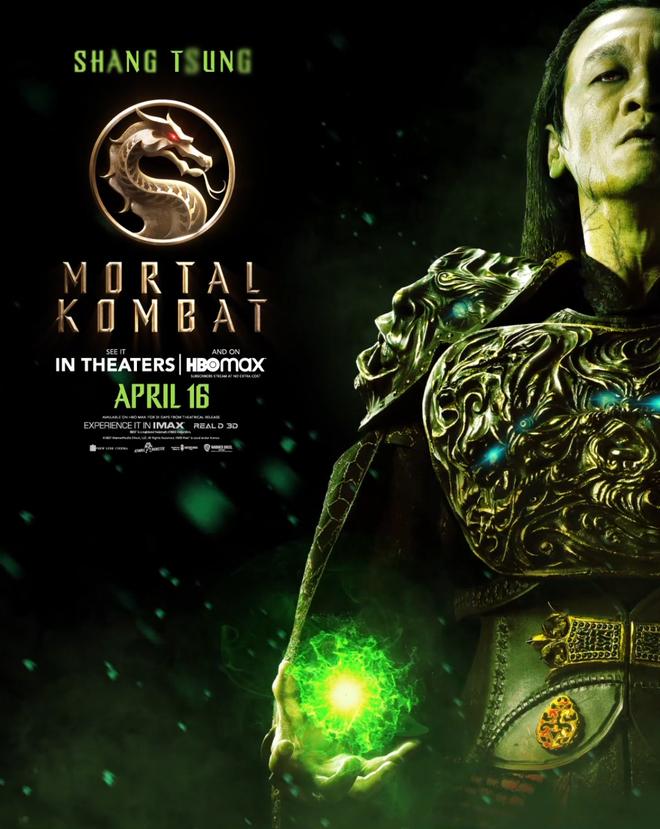 Warner Bros. trình làng bộ poster đầu tiên của Mortal Kombat, hé lộ 11 nhân vật quen thuộc với tạo hình cực xịn - Ảnh 3.