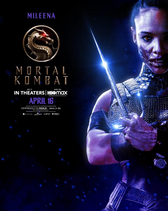 Warner Bros. trình làng bộ poster đầu tiên của Mortal Kombat, hé lộ 11 nhân vật quen thuộc với tạo hình cực xịn - Ảnh 4.