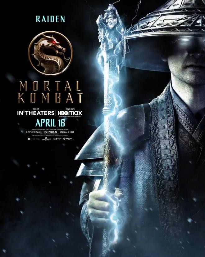 Warner Bros. trình làng bộ poster đầu tiên của Mortal Kombat, hé lộ 11 nhân vật quen thuộc với tạo hình cực xịn - Ảnh 6.