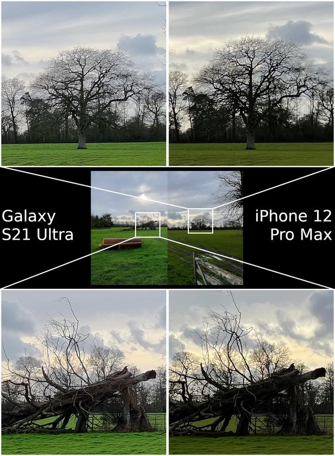 Đầu tư mạnh mẽ về camera, Galaxy S21 Ultra đã làm tốt hơn iPhone 12 Pro Max chưa? - Ảnh 22.