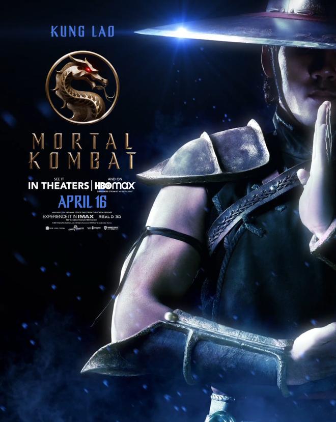 Warner Bros. trình làng bộ poster đầu tiên của Mortal Kombat, hé lộ 11 nhân vật quen thuộc với tạo hình cực xịn - Ảnh 7.