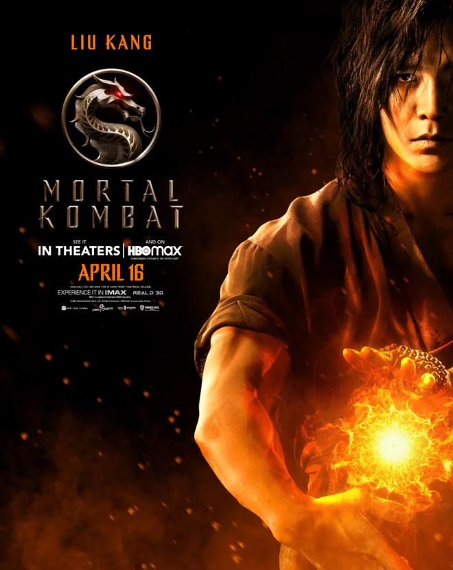 Warner Bros. trình làng bộ poster đầu tiên của Mortal Kombat, hé lộ 11 nhân vật quen thuộc với tạo hình cực xịn - Ảnh 8.