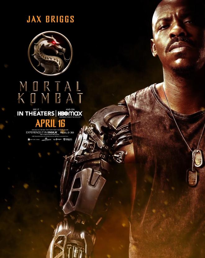 Warner Bros. trình làng bộ poster đầu tiên của Mortal Kombat, hé lộ 11 nhân vật quen thuộc với tạo hình cực xịn - Ảnh 9.