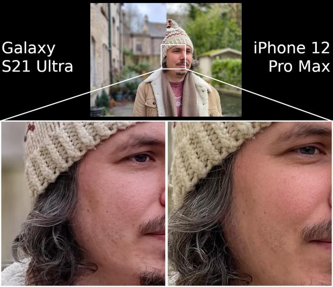 Đầu tư mạnh mẽ về camera, Galaxy S21 Ultra đã làm tốt hơn iPhone 12 Pro Max chưa? - Ảnh 69.