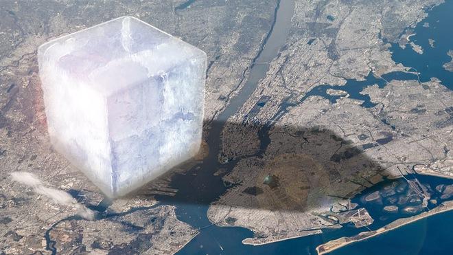 Cục nước đá này to bằng cả Hà Nội, đó chính là lượng băng tan mỗi năm trên Trái Đất - Ảnh 2.