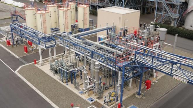 Đột phá công nghệ: Tìm ra cách vận chuyển hydro ở nhiệt độ phòng - Ảnh 1.