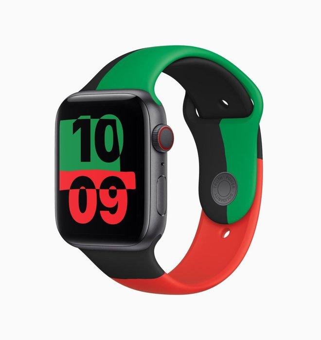 Apple Watch Series 6 phiên bản chống phân biệt chủng tộc ra mắt, giá từ 399 USD - Ảnh 2.