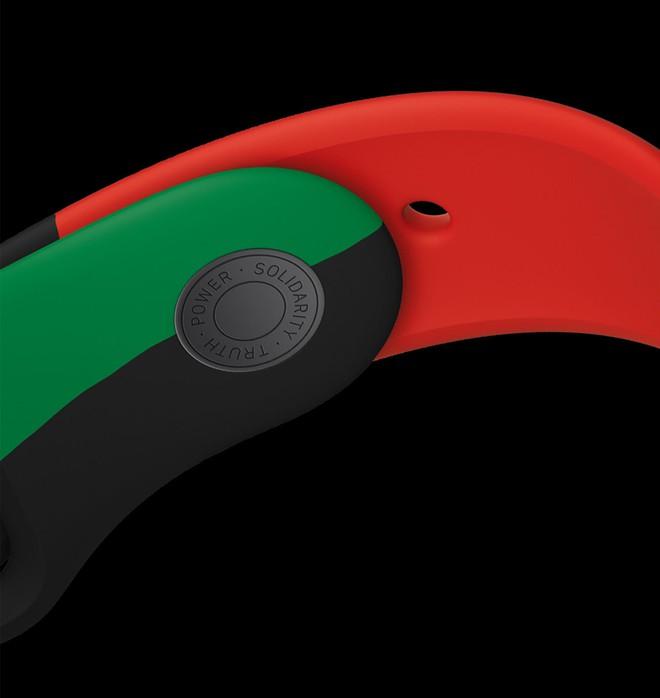 Apple Watch Series 6 phiên bản chống phân biệt chủng tộc ra mắt, giá từ 399 USD - Ảnh 3.