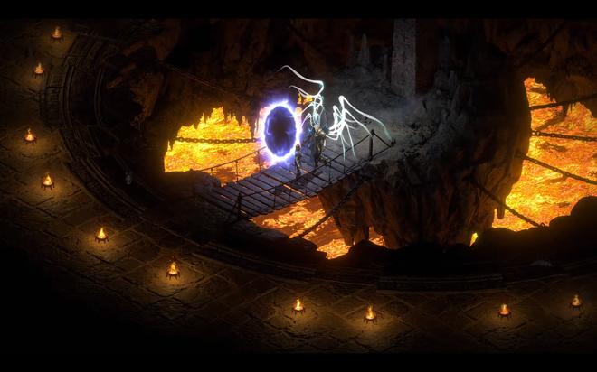 Trailer đầu tiên của Diablo II: Resurrected: đồ họa 4K đẹp lung linh, sẽ có những đoạn cắt cảnh hoàn toàn mới, lối chơi và nhân vật giữ nguyên - Ảnh 2.