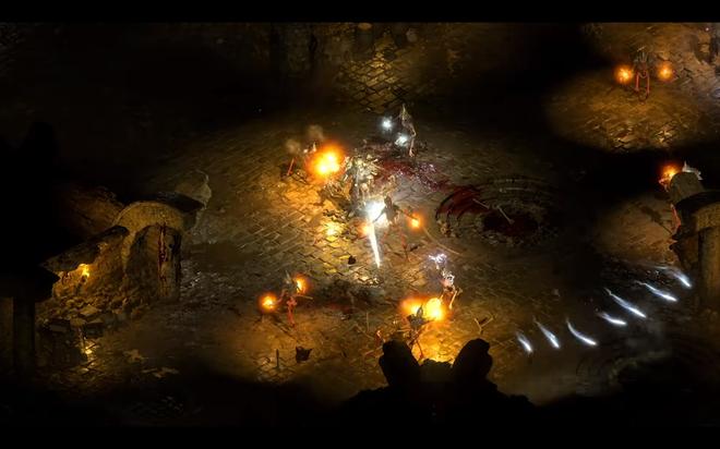Trailer đầu tiên của Diablo II: Resurrected: đồ họa 4K đẹp lung linh, sẽ có những đoạn cắt cảnh hoàn toàn mới, lối chơi và nhân vật giữ nguyên - Ảnh 4.