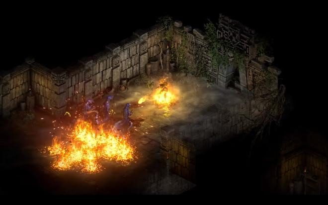 Trailer đầu tiên của Diablo II: Resurrected: đồ họa 4K đẹp lung linh, sẽ có những đoạn cắt cảnh hoàn toàn mới, lối chơi và nhân vật giữ nguyên - Ảnh 6.