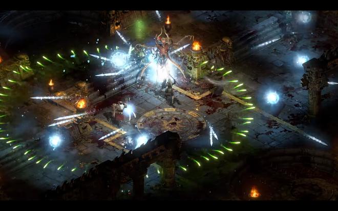 Trailer đầu tiên của Diablo II: Resurrected: đồ họa 4K đẹp lung linh, sẽ có những đoạn cắt cảnh hoàn toàn mới, lối chơi và nhân vật giữ nguyên - Ảnh 7.