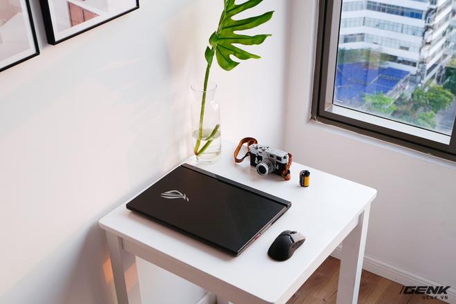 Trải nghiệm laptop chạy card đồ họa đỉnh của chóp RTX 3080: Cái gì cũng phê, trừ giá hơi hết hồn! - Ảnh 1.