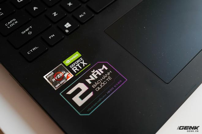 Trải nghiệm laptop chạy card đồ họa đỉnh của chóp RTX 3080: Cái gì cũng phê, trừ giá hơi hết hồn! - Ảnh 14.