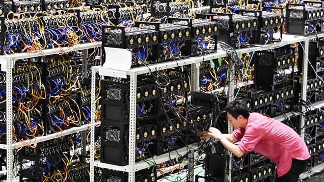 Không cần giá điện rẻ, Mỹ đang tỏ ra vượt trội Trung Quốc, trở thành siêu cường về khai thác bitcoin như thế nào - Ảnh 1.