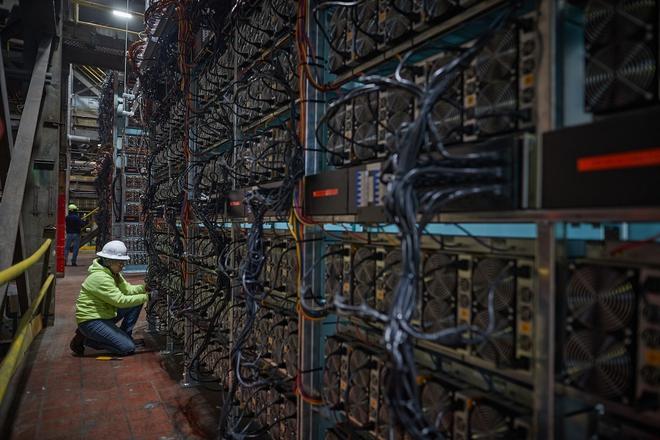Không cần giá điện rẻ, Mỹ đang tỏ ra vượt trội Trung Quốc, trở thành siêu cường về khai thác bitcoin như thế nào - Ảnh 2.