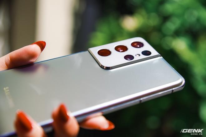 Đánh giá Galaxy S21 series: 3 chàng trai tốt của làng smartphone - Ảnh 4.