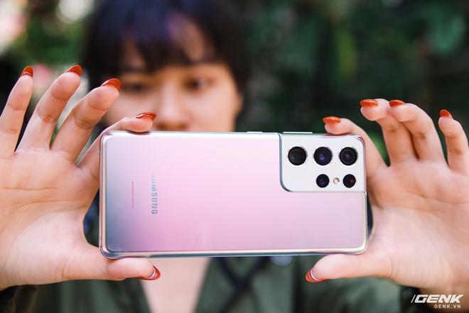 Đánh giá Galaxy S21 series: 3 chàng trai tốt của làng smartphone - Ảnh 8.